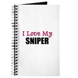 I Love My SNIPER Journal