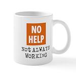 Not Always Working Mug Mugs