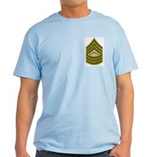 USMC Retired <BR>Master Sergeant T-Shirt