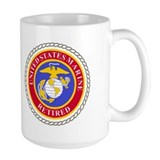 USMC Retired &lt;BR&gt;Master Sergeant Coffee Mug