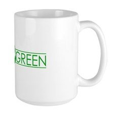 THINK GREEN(TREE) Mug