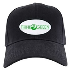 THINK GREEN(TREE) Baseball Hat