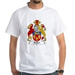 Rutter Family Crest White T-Shirt