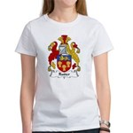 Rutter Family Crest Women's T-Shirt