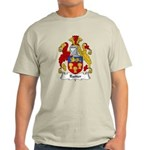 Rutter Family Crest Light T-Shirt
