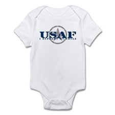 I Support My Uncle - Air Force Onesie