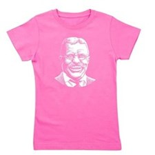 Cute Teddy roosevelt Girl's Tee
