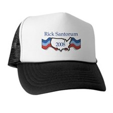 Elect Rick Santorum 2008 Trucker Hat