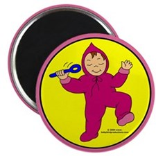 Baby Steps Magnet 10 pack