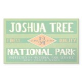 Joshua Tree National Park (Retro) Decal