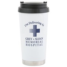 Grey's Anatomy: I'm Del Stainless Steel Travel Mug