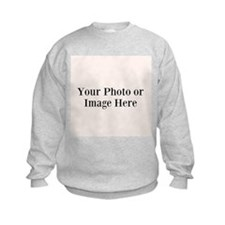 Your Photo or Design Here Sweatshirt