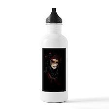 Venetian Mask Sports Water Bottle