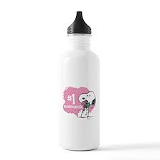 NumberOneGranddaughter Water Bottle