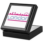 London city Keepsake Box