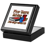 Grover Graphics - Flop Keepsake Box