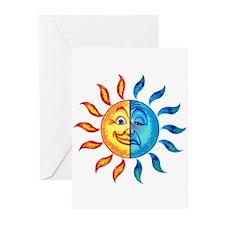 BiPolar Solar Greeting Cards (Pk of 20)
