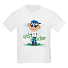 4th Grade Boy (c) T-Shirt