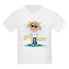 2nd Grade Girl (c) T-Shirt