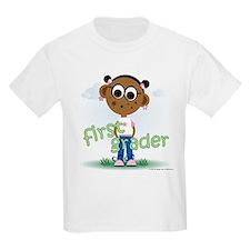 First Grade Girl (aa) T-Shirt