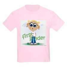 First Grade Girl (c) T-Shirt
