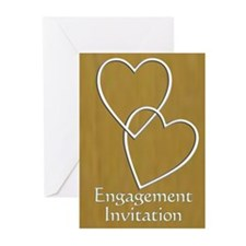 Engagement Invitations (Pk of 20)