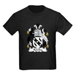 Rowley Family Crest Kids Dark T-Shirt