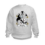 Rowley Family Crest Kids Sweatshirt