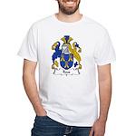 Roos Family Crest White T-Shirt