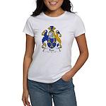 Roos Family Crest Women's T-Shirt