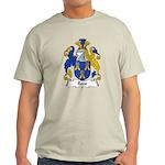 Roos Family Crest Light T-Shirt