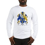Roos Family Crest Long Sleeve T-Shirt