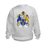 Roos Family Crest Kids Sweatshirt