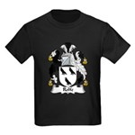 Rolfe Family Crest Kids Dark T-Shirt