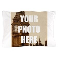 Your Photo Here Personalize It! Pillow Case