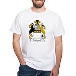 Rockwell Family Crest White T-Shirt