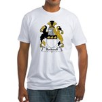 Rockwell Family Crest Fitted T-Shirt