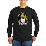 Rockwell Family Crest Long Sleeve Dark T-Shirt