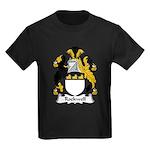Rockwell Family Crest Kids Dark T-Shirt