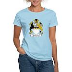 Rockwell Family Crest Women's Light T-Shirt