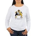 Rockwell Family Crest Women's Long Sleeve T-Shirt