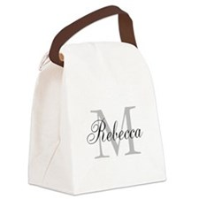 Monogram Initial And Name Personalize It! Canvas L