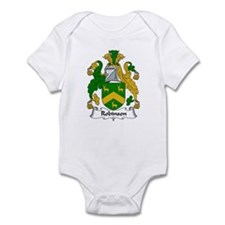Robinson Family Crest Infant Bodysuit