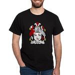 Roan Family Crest Dark T-Shirt