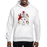 Roan Family Crest Hooded Sweatshirt