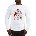 Roan Family Crest Long Sleeve T-Shirt