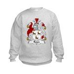 Roan Family Crest Kids Sweatshirt