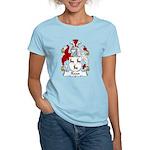 Roan Family Crest Women's Light T-Shirt