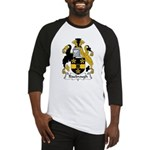 Risebrough Family Crest  Baseball Jersey