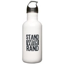 Stand with Rand Water Bottle